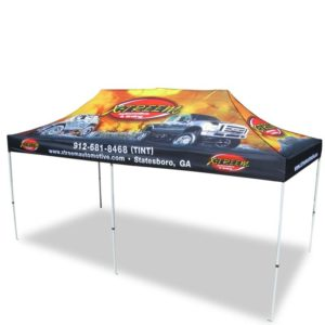 Pop-Up Tent (10' x 20')