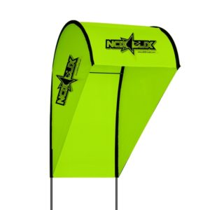 Flex Blade® 3D Hut