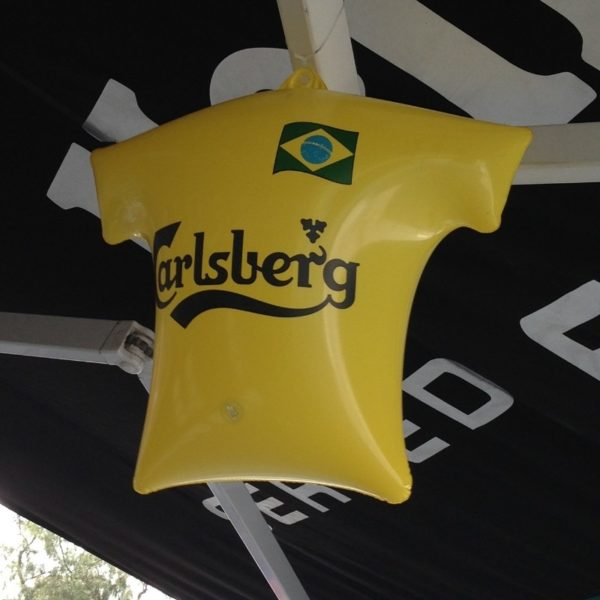 Personalized Inflatable Jersey
