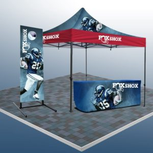 Football Toss Kit - Package A