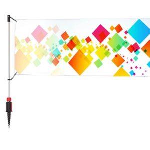 Twist X™ Banner System