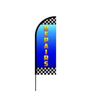 Auto Repairs Business Flags